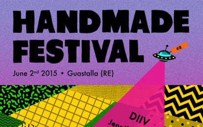 I dettagli dell'Handmade Festival di Guastalla