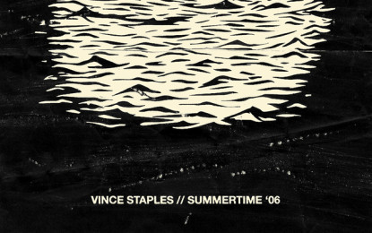 Vince Staples, ascolta in streaming il nuovo LP Summertime '06