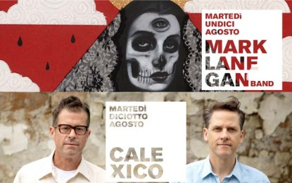 Contest: Vinci due biglietti per Mark Lanegan e Calexico ad Acieloaperto