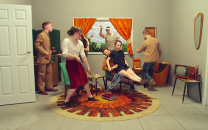 Guarda: Belle and Sebastian, Perfect Couples