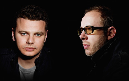 Guarda i visual dei Chemical Brothers per Go, EML Ritual e I'll See You There