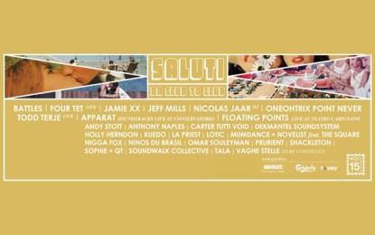 La line up del Club To Club 2015 di Torino