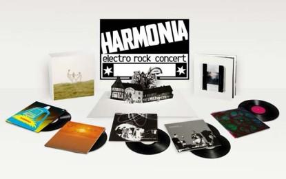 La Grönland Records annuncia una box set degli Harmonia