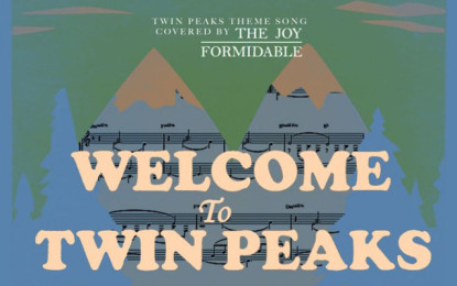 Guarda: The Joy Formidable, Twin Peaks Theme