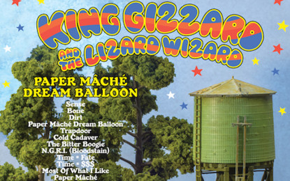 Tornano i King Gizzard & The Lizard Wizard, ascolta la titletrack del nuovo album Paper Mâché Dream Balloon
