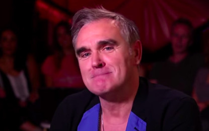 Guarda l'intervista di Morrissey con Larry King