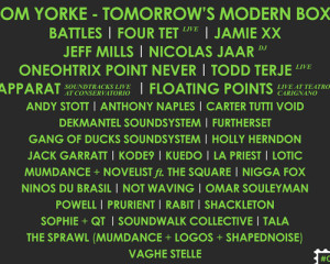 Thom Yorke a Club to Club 2015 e aggiornamenti di lineup