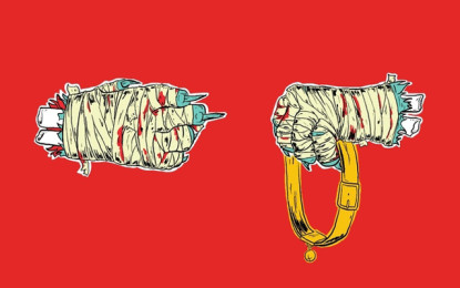 Scarica gratuitamente Meow the Jewels dei Run the Jewels (Gatti! Rap! GATTI! RAP!)