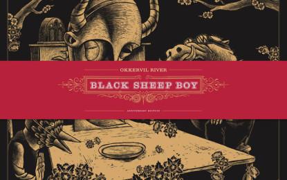 Megaristampa per Black Sheep Boy degli Okkervil River con un disco di cover inedite