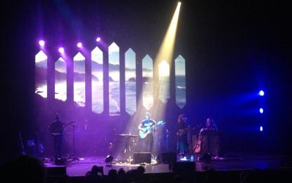 Londra: Sufjan Stevens alla Royal Festival Hall ci ricorda gentilmente che moriremo tutti ma che non è poi davvero un problema