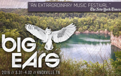 La ricca line up del Big Ears Festival 2016 di Knoxville