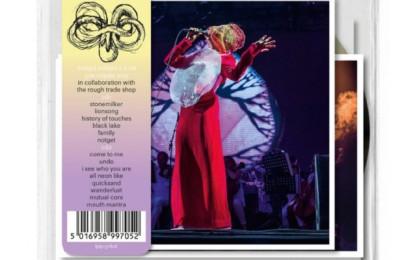 Björk ha annunciato un'edizione live limitata di Vulnicura