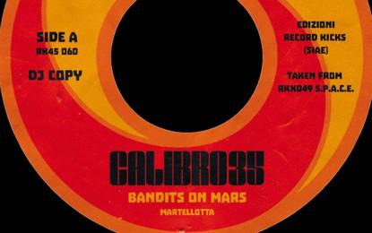 Ascolta: Calibro 35, Bandits on Mars