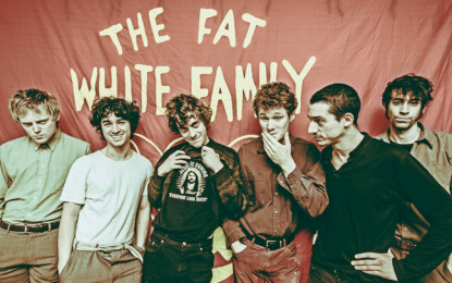 I Fat White Family in Italia per due date