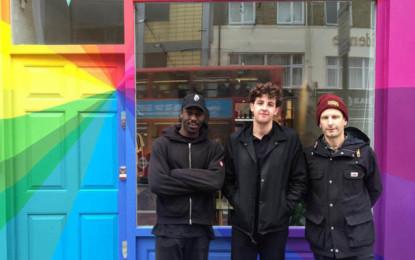 Jamie xx apre il suo Good Times Store a Londra