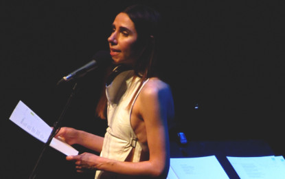 Live Report: PJ Harvey / The Hollow of the Hand (9/10/15)