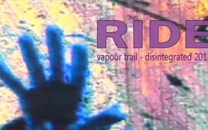 Ascolta: Ride, Vapour Trail (Robert Smith Remix)