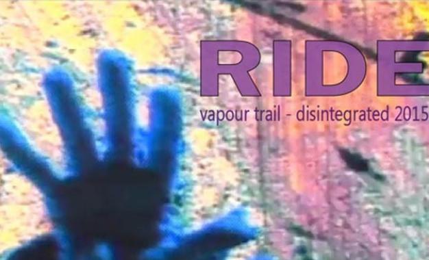 Ascolta: Ride, Vapour Trail (Robert Smith Remix)