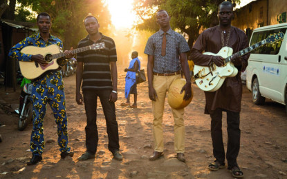 Nuovo singolo, EP, ristampa e film per i Songhoy Blues