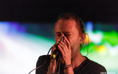 Le foto del Club to Club 2015: Thom Yorke, Four Tet, Battles, Apparat