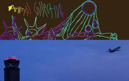 Il nuovo album degli Animal Collective in streaming in un aeroporto, fuori a brevissimo