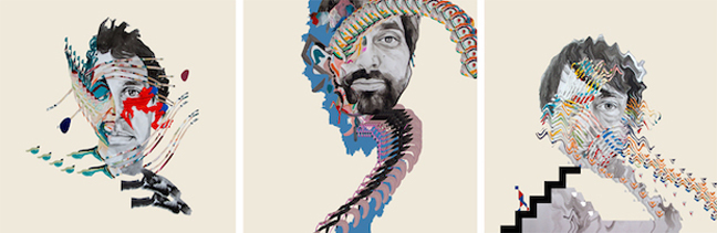 animal collective paintings
