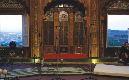 Londra: Siamo andati a vedere Junun, il film su Jonny Greenwood e Shye Ben Tzur in India