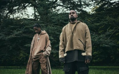 Guarda: Travi$ Scott, Piss On Your Grave (feat. Kanye West)
