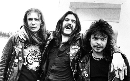 Phil 'Philthy Animal' Taylor, ex batterista dei Motörhead, è morto