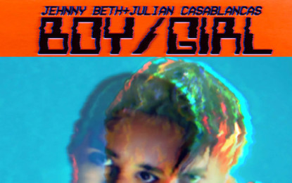 Guarda: Julian Casablancas x Jehnny Beth (Savages), Boy/Girl