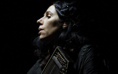 Le prime note dal nuovo album di PJ Harvey