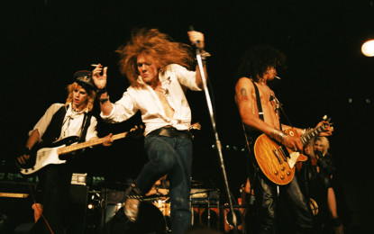 Si riuniscono i Guns N' Roses al Coachella, dice Billboard