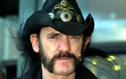 Lemmy Kilmister: la scomparsa di un concetto