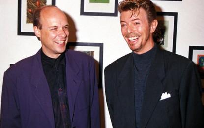 Brian Eno racconta l'ultimo addio dell'amico David Bowie
