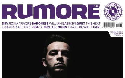 Rumore 289 | Febbraio 2016