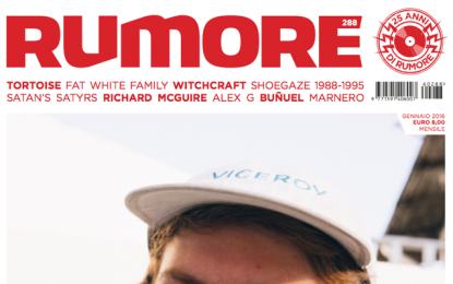 Rumore 288 | Gennaio 2016