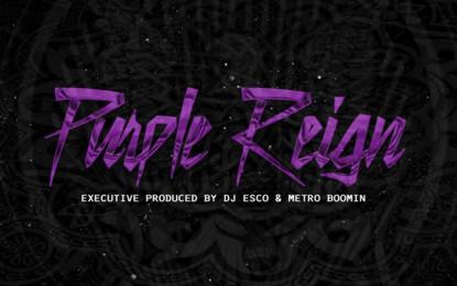 Scarica Purple Reign, il nuovo mixtape di Future
