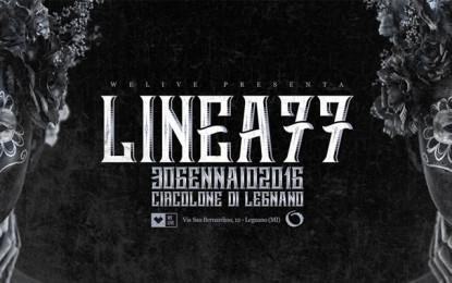 Contest: Vinci due biglietti per i Linea 77 al Circolone di Legnano