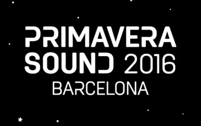 L'annuncio della line-up del Primavera Sound 2016