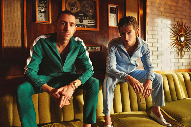 the last shadow puppets