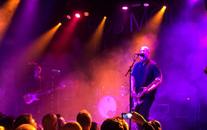 Live report: Bob Mould @ Brooklyn Bowl, Londra, 11/02/2016