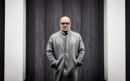 Brian Eno ha annunciato un nuovo album, The Ship