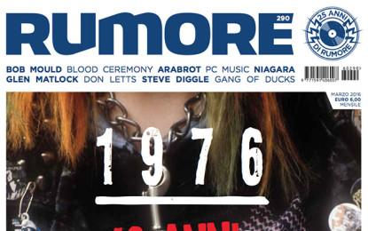 Rumore 290 | Marzo 2016