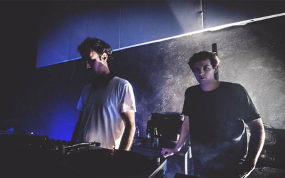 Ascolta: Jamie xx + Romy, Seesaw (Four Tet Club Version)