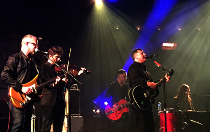 Live report: An evening with Greg Dulli @ Union Chapel, London 09/02/2016