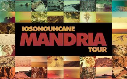 Le date del Mandria Tour di Iosonouncane