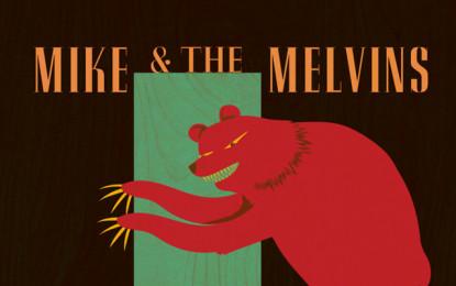 L'album dimenticato dei Melvins e Mike Kunka, Three Men and a Baby, fuori ad aprile