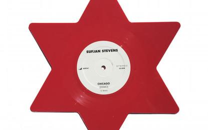 Sufjan Stevens pubblica un vinile a forma di stella per la ristampa di Illinois