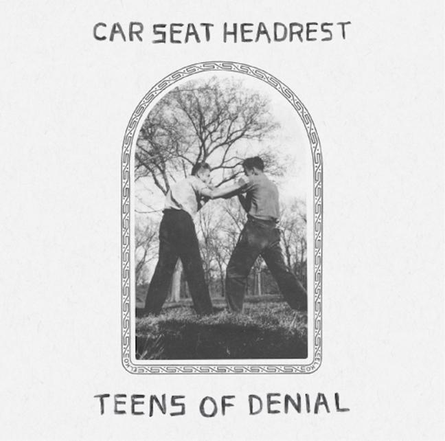 car seat headrest teens