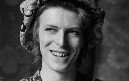 David Bowie, la mostra fotografica di Michael Putland a Bologna
